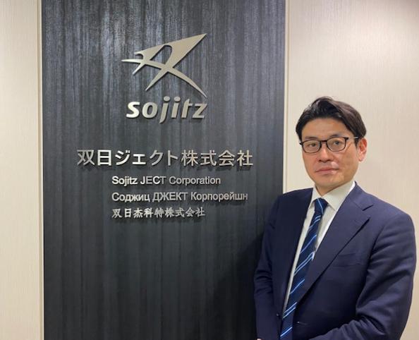 President, Representative Director Jiro Idota
